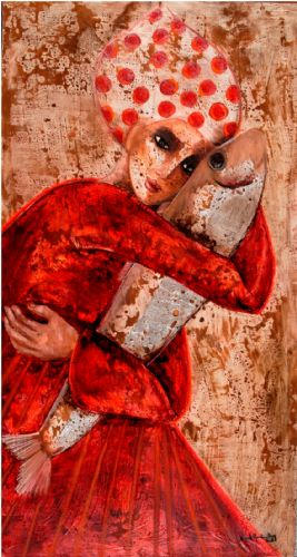 Souad Mardam Bey - Syrian Artist  3