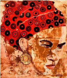 Souad Mardam Bey - Syrian Artist